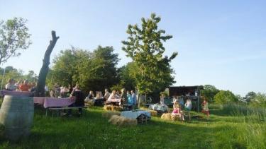 Konzert im Weingarten